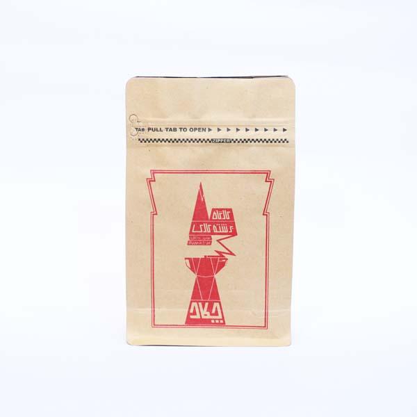 دانه قهوه دوپازا 100% عربیکا 200 گرمی