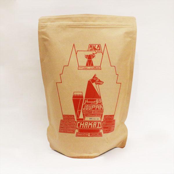دانه قهوه جوپار قرمز یک کیلویی