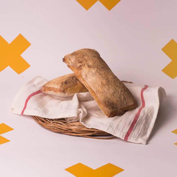 چاباتا (بسته سه عددی)