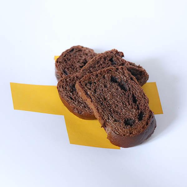نان سوخاری شکلاتی